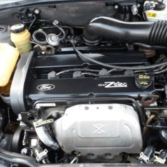 2003 Ford Mustang Engine Diagram Trailer Axle Of Focus Zx5 V6