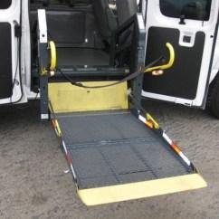 Wheelchair Van Parts Holiday Chair Back Covers Pattern 2008 Ford E Series E250 Super Duty Wheechair Access