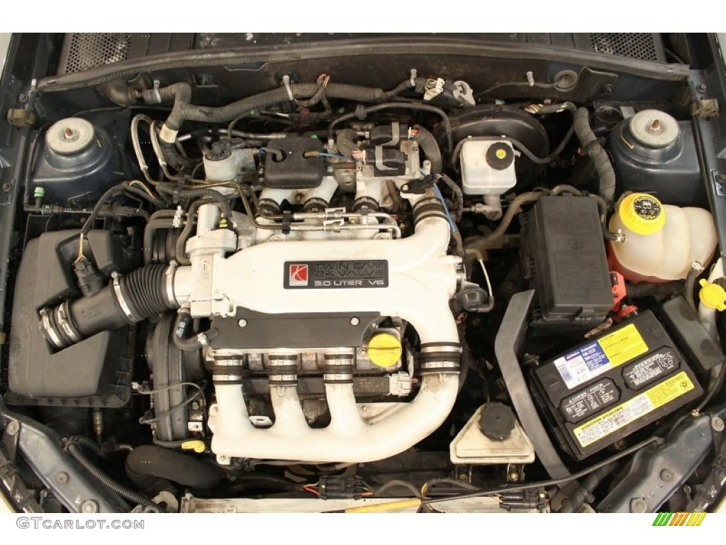 hight resolution of 2003 saturn l series lw300 wagon 3 0 liter dohc 24 valve v6 engine