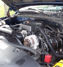 1999 chevrolet silverado 1500 ls z71 extended cab 4x4 5 3 liter ohv 16 valve v8 [ 1024 x 768 Pixel ]