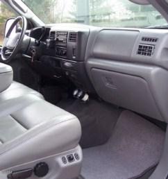 medium flint interior 2003 ford f450 super duty lariat crew cab 5th wheel photo 62481232 [ 1024 x 768 Pixel ]