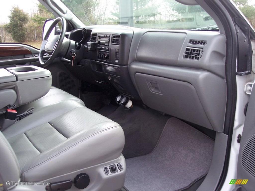 hight resolution of medium flint interior 2003 ford f450 super duty lariat crew cab 5th wheel photo 62481232