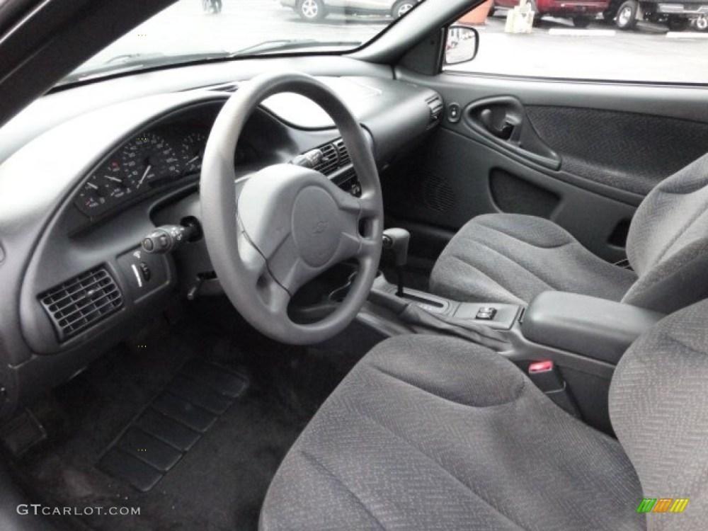 medium resolution of cavalier interior parts