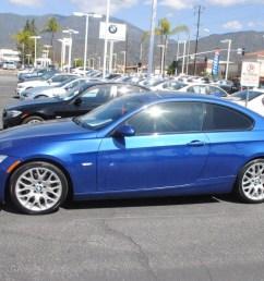 montego blue metallic 2009 bmw 3 series 328i coupe exterior photo 62636099 [ 1024 x 768 Pixel ]