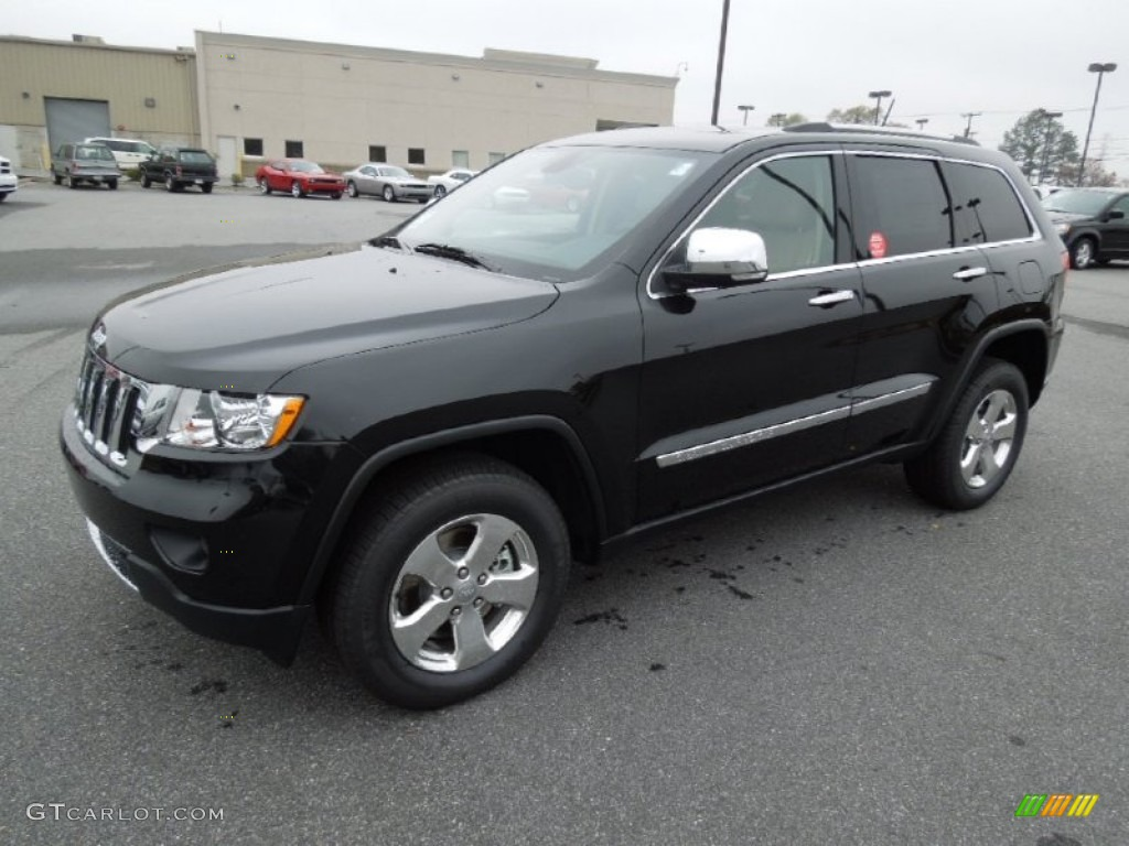 hight resolution of 2012 brilliant black crystal pearl jeep grand cherokee limited 4x4 62663488
