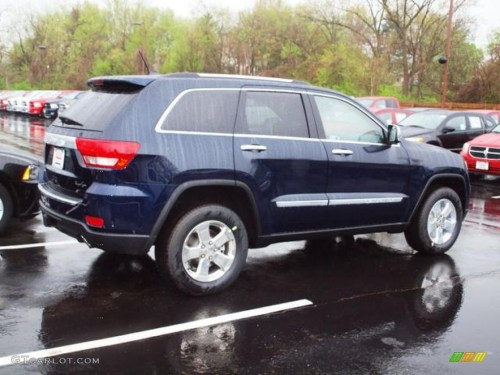 small resolution of 2012 grand cherokee limited 4x4 true blue pearl black light frost beige photo