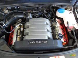 2006 Audi A6 32 quattro Avant 32 Liter FSI DOHC 24Valve