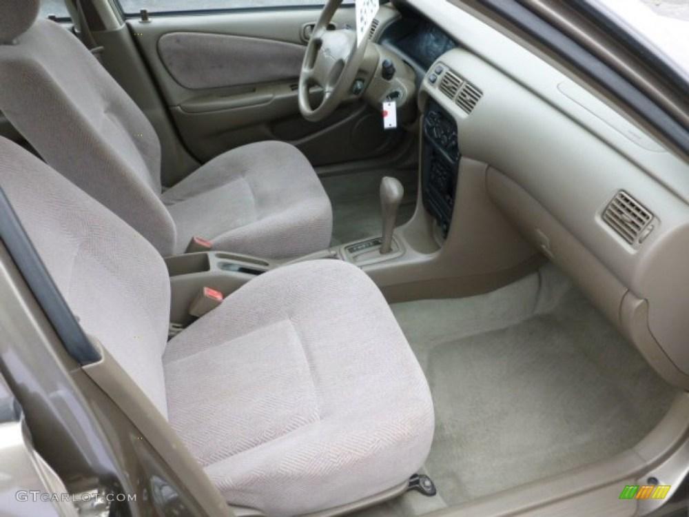 medium resolution of light neutral interior 1999 chevrolet prizm standard prizm model photo 63152401