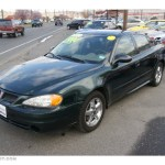 2003 Polo Green Metallic Pontiac Grand Am Se Sedan 63200539 Gtcarlot Com Car Color Galleries