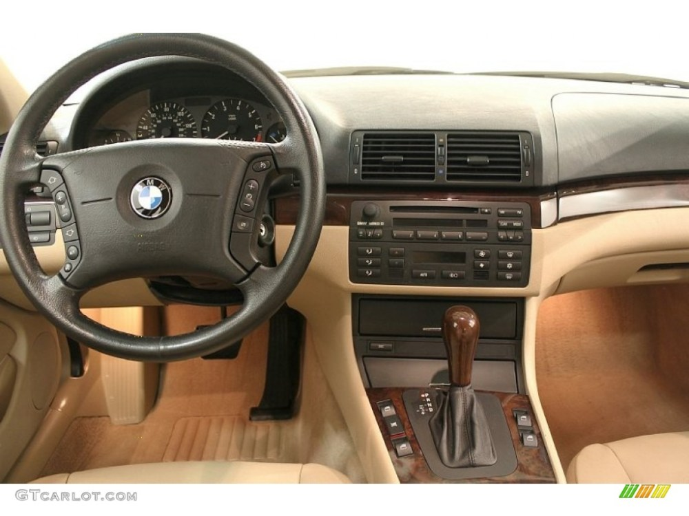 medium resolution of 2003 bmw 3 series 325i sedan sand dashboard photo 63236691