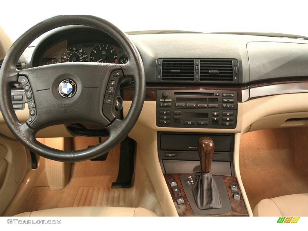 hight resolution of 2003 bmw 3 series 325i sedan sand dashboard photo 63236691