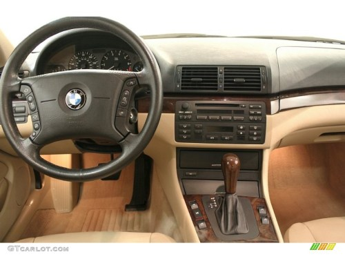 small resolution of 2003 bmw 3 series 325i sedan sand dashboard photo 63236691