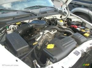 2000 Dodge Dakota Sport Extended Cab 4x4 39 Liter OHV 12