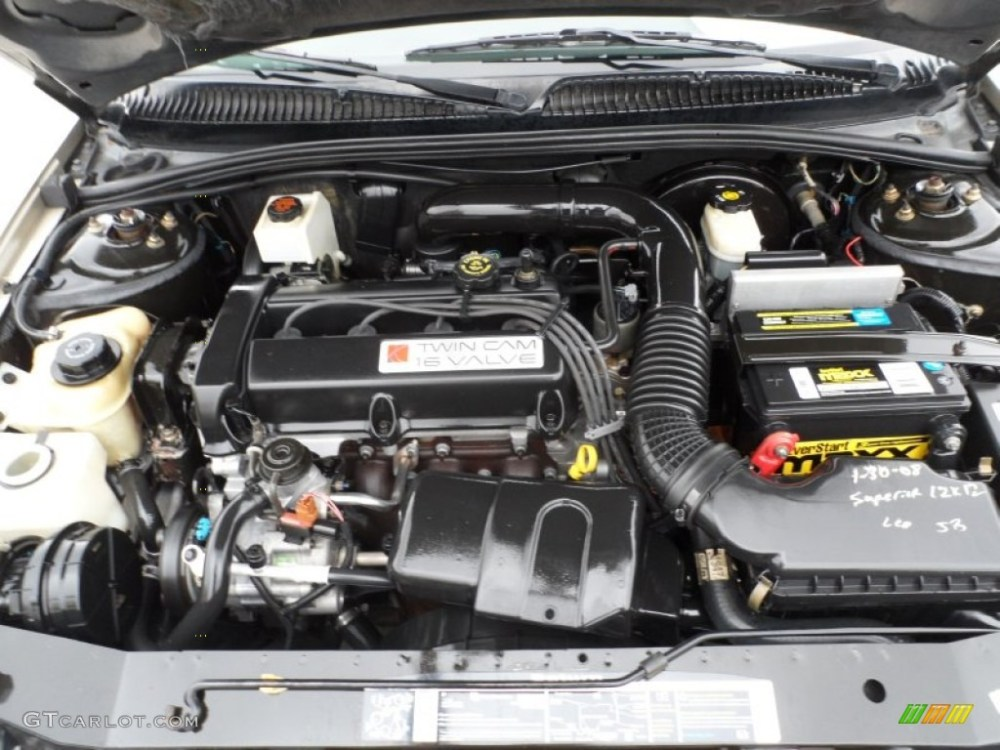 medium resolution of 1997 saturn sc1 engine