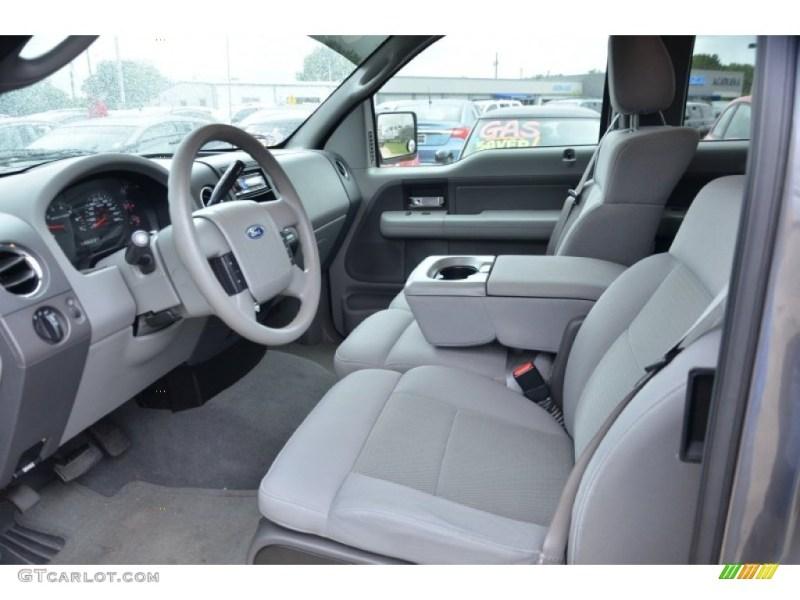 2005 F150 Interior