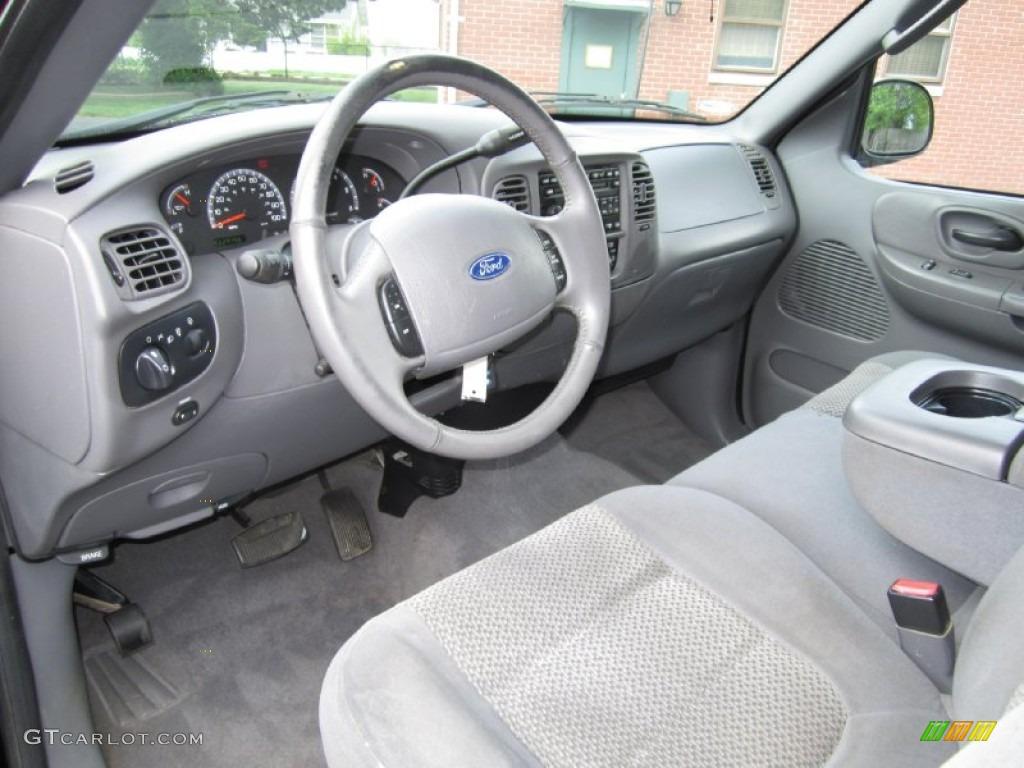 2003 Ford F 150 Interior