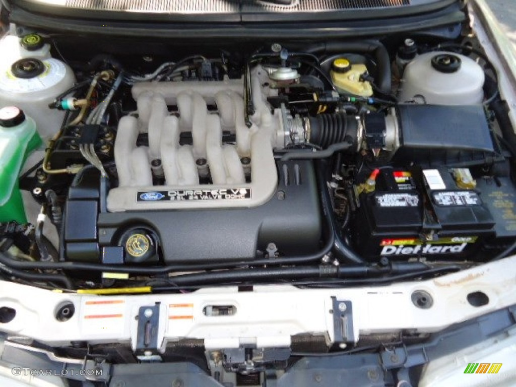 1996 V6 Ford Engine