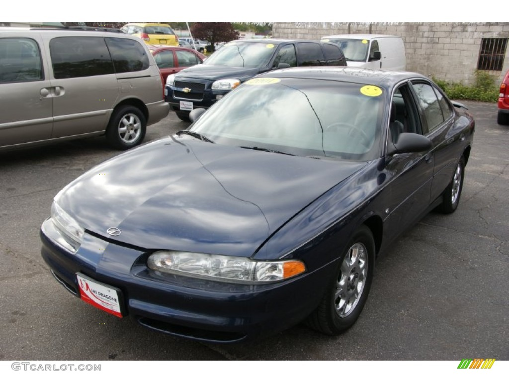 hight resolution of midnight blue oldsmobile intrigue
