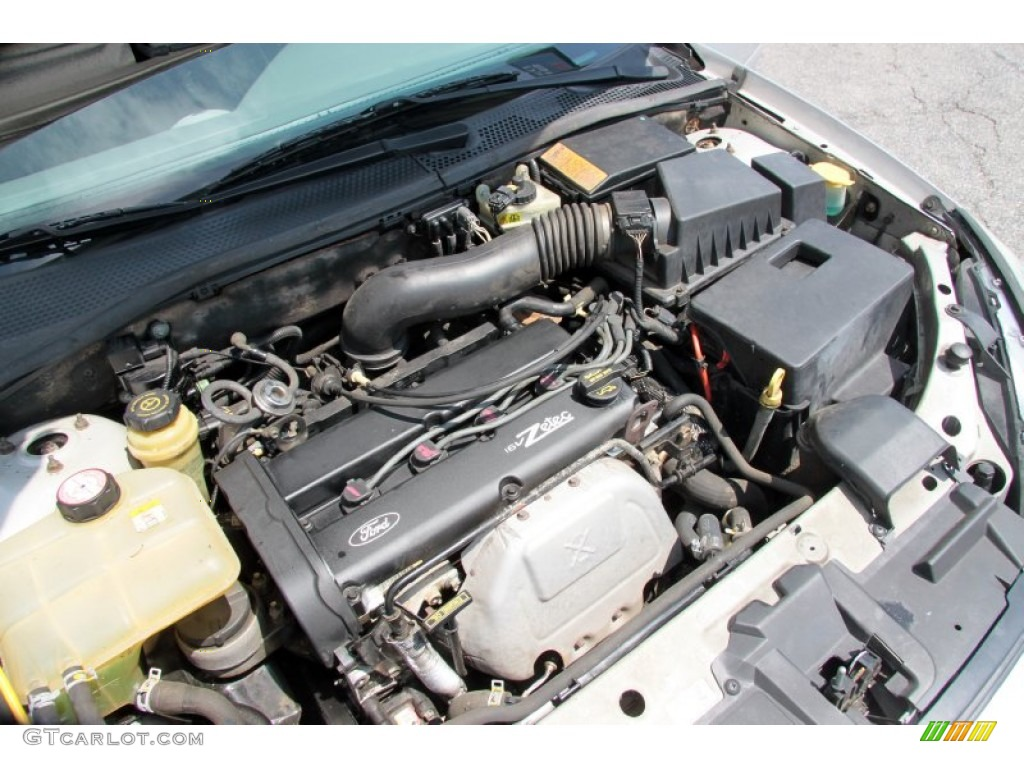 2001 Ford Focus Zx3 Engine Diagram