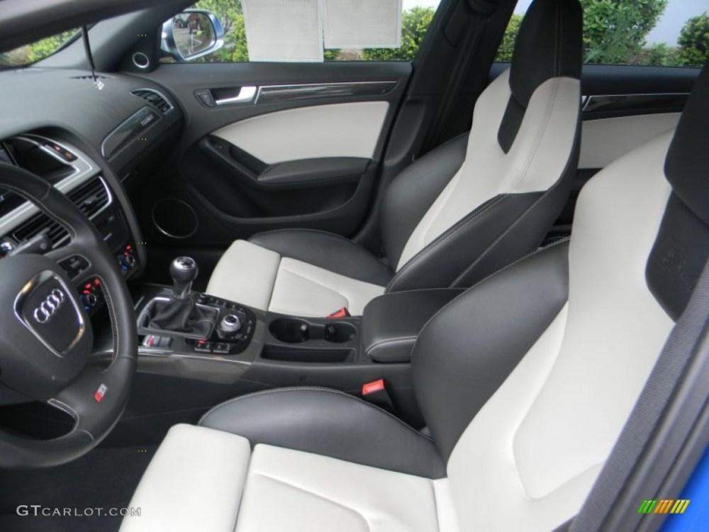 medium resolution of black silver interior 2010 audi s4 3 0 quattro sedan photo 64738533