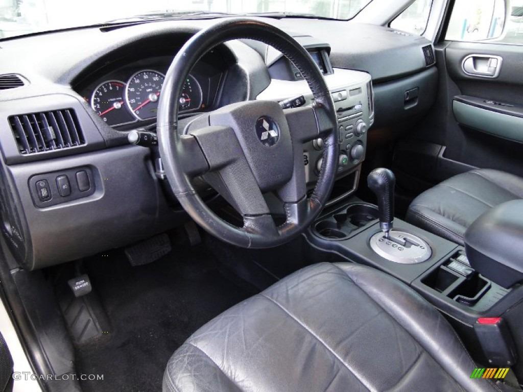 2004 Mitsubishi Endeavor Interior