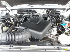 2000 Ford Explorer Limited 40 Liter OHV 12Valve V6