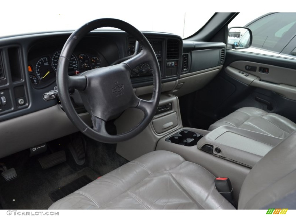hight resolution of graphite interior 2001 chevrolet suburban 2500 lt photo 66001461