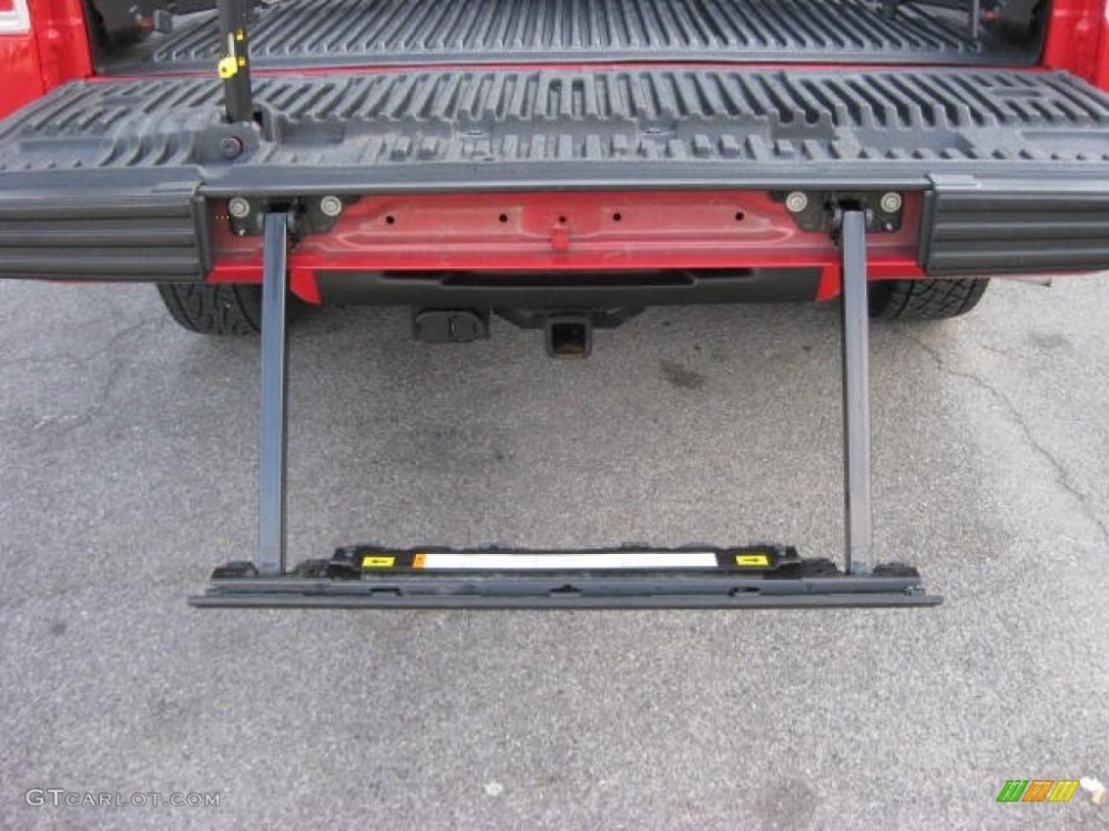 medium resolution of 2010 ford f150 fx4 supercrew 4x4 tailgate step photo 66224920 2010 ford f 150 tailgate diagram