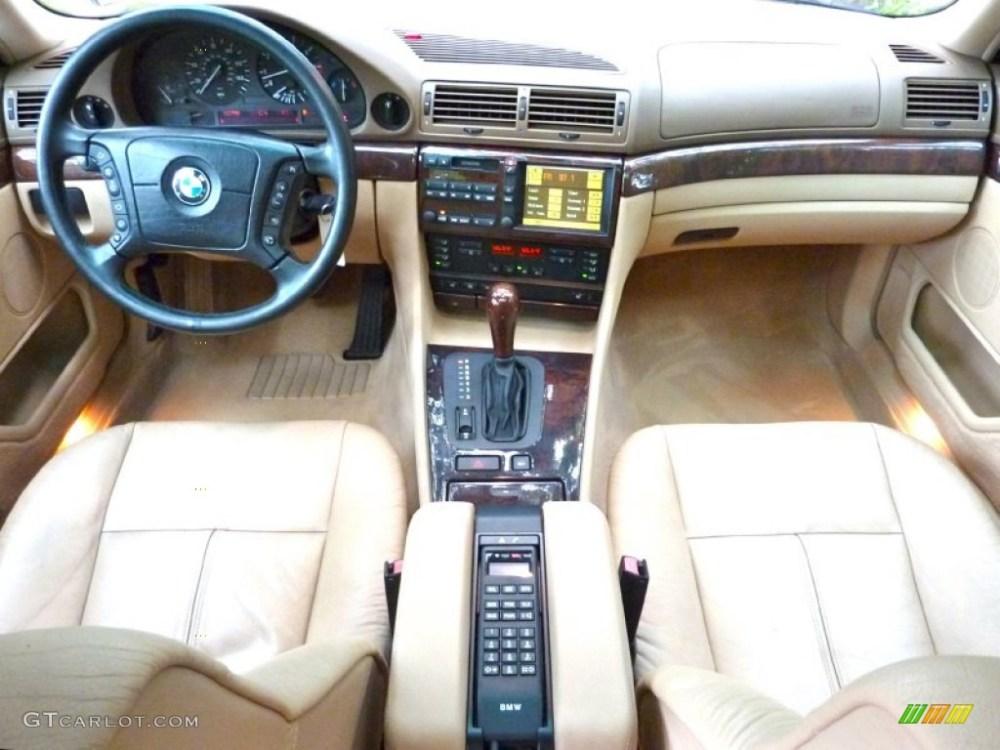 medium resolution of 2000 7 series 740il sedan biarritz blue metallic sand photo 8