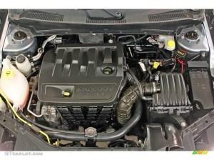 2008 Dodge Avenger SXT 24 Liter DOHC 16Valve Dual VVT 4