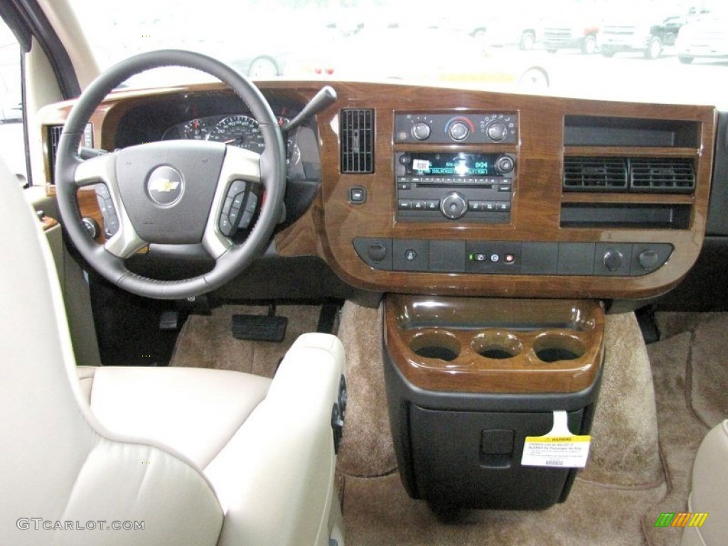 2002 Chevy Van Dash