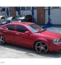 2008 dodge avenger r t custom wheels photo 67333562 [ 1024 x 768 Pixel ]