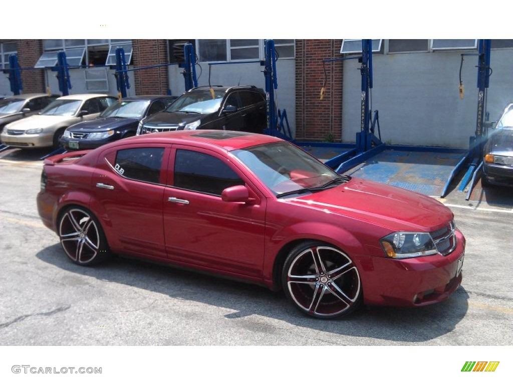 hight resolution of 2008 dodge avenger r t custom wheels photo 67333562