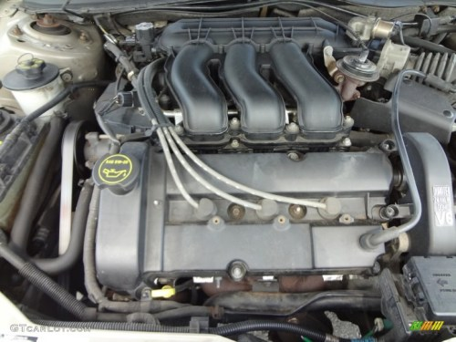 small resolution of 2002 ford taurus sel 3 0 liter dohc 24 valve v6 engine 1999 ford taurus interior