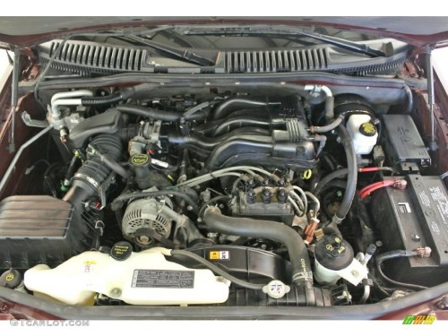 small resolution of 2006 ford explorer eddie bauer 4x4 4 0 liter sohc 12 valve v6 engine photo 67478719
