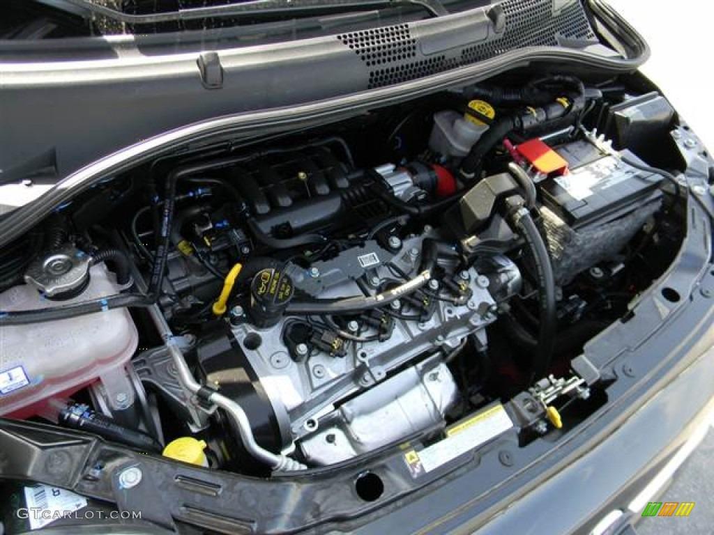 2012 Fiat 500 Engine Diagram