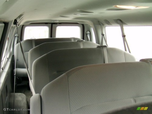 small resolution of medium flint interior 2011 ford e series van e350 xlt extended passenger photo 68174406