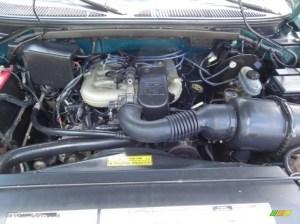 1997 Ford F150 XLT Extended Cab 42 Liter OHV 12 Valve V6