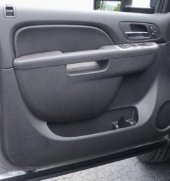 2012 chevrolet silverado 2500hd ltz crew cab 4x4 ebony door panel photo 68303825 [ 1024 x 768 Pixel ]