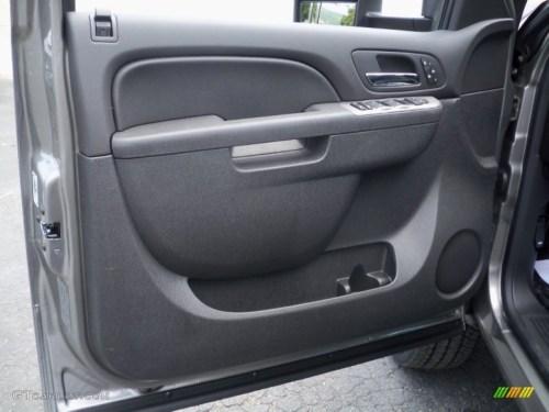small resolution of 2012 chevrolet silverado 2500hd ltz crew cab 4x4 ebony door panel photo 68303825