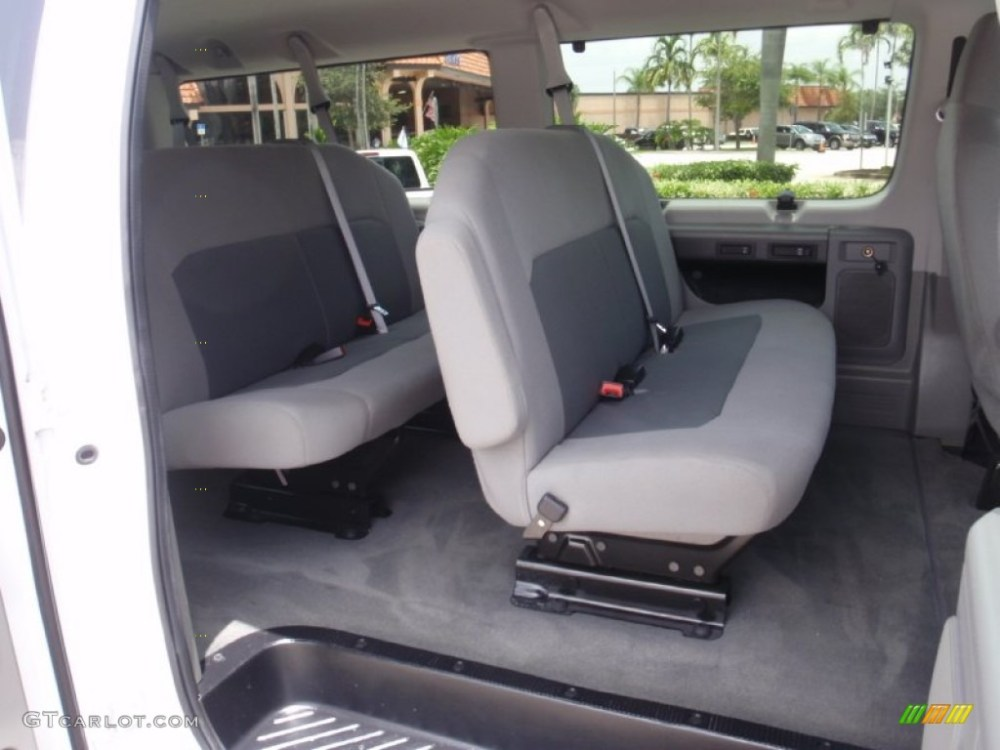 medium resolution of 2012 ford e series van e350 xlt passenger interior photo 68474671