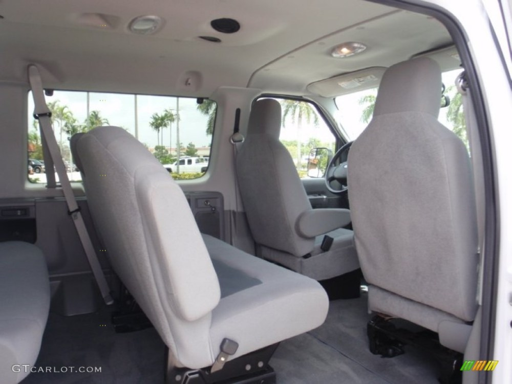 medium resolution of 2012 ford e series van e350 xlt passenger interior photo 68474689