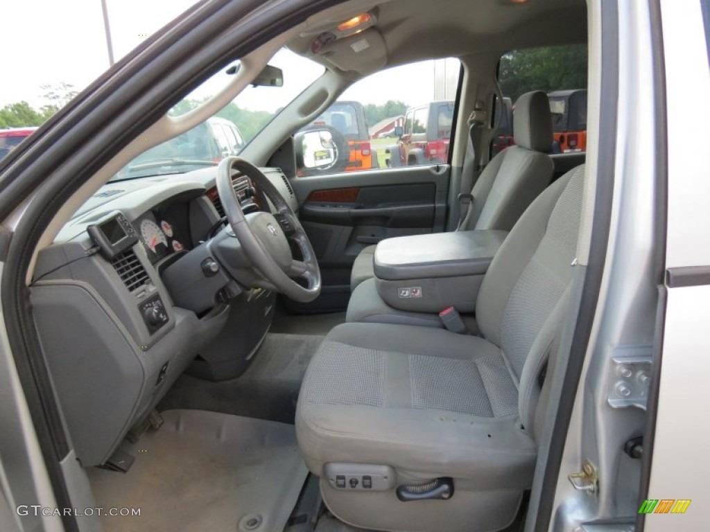 2006 Dodge Ram 3500 Interior