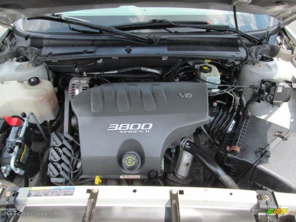 medium resolution of 2002 buick lesabre custom 3 8 liter ohv 12 valve 3800 series ii v6 engine photo
