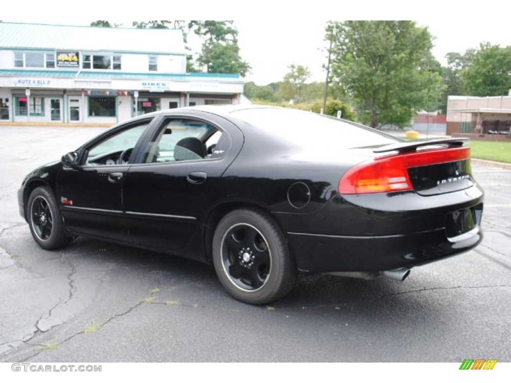 medium resolution of black 2001 dodge intrepid r t exterior photo 69044927