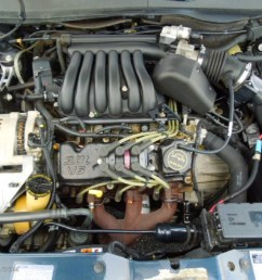 2001 ford taurus se wagon 3 0 liter ohv 12 valve v6 engine 2000 ford taurus 3 0 engine diagram 2002 ford taurus engine diagram v6 3 0 [ 1024 x 768 Pixel ]