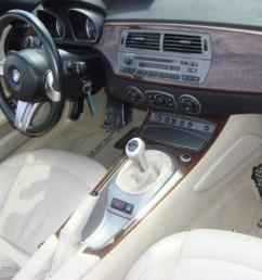 2003 bmw z4 3 0i roadster 6 speed manual transmission photo 69231765 [ 1024 x 768 Pixel ]