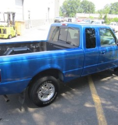 bright atlantic blue metallic ford ranger [ 1024 x 768 Pixel ]
