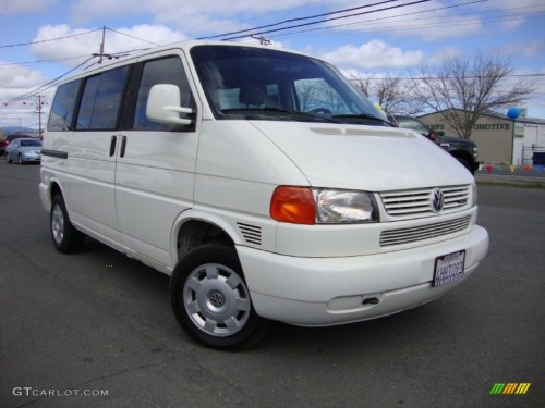 small resolution of 1999 eurovan gls arctic white gray photo 1