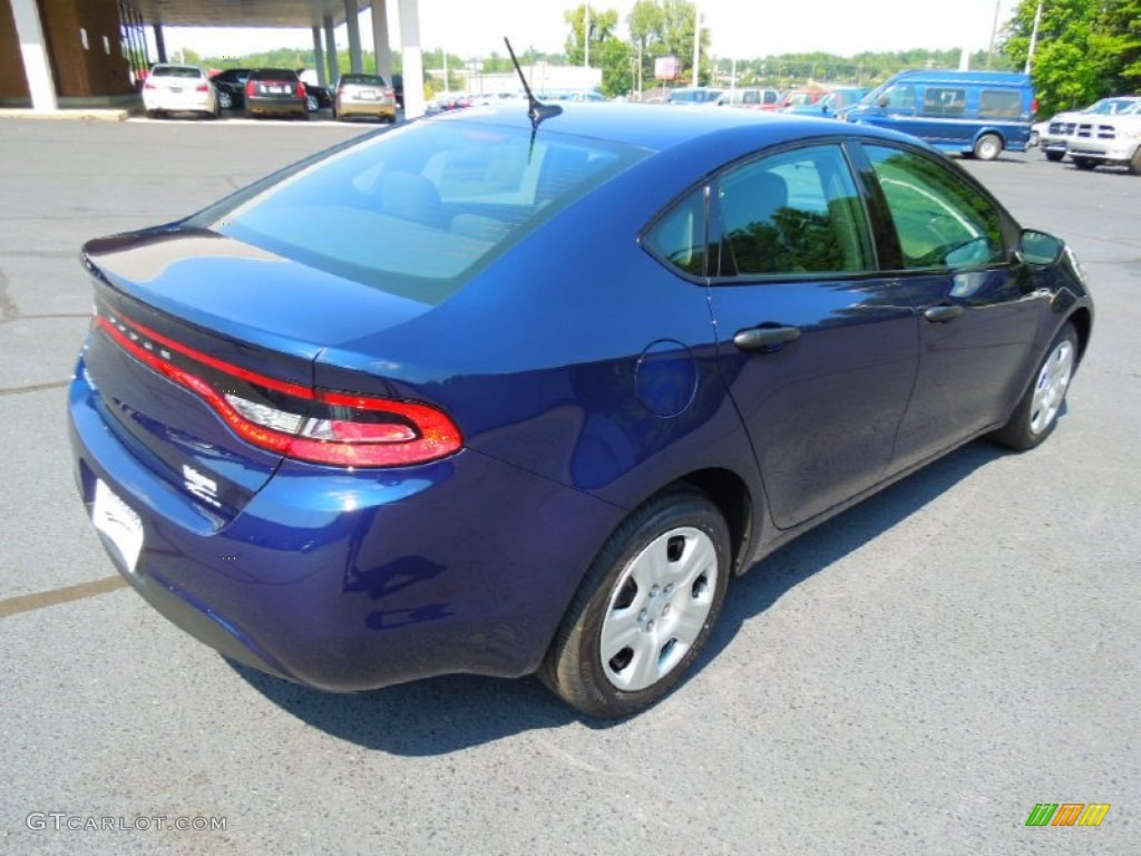 2014 Dodge Dart Gt True Blue